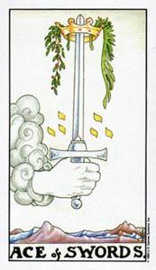 мечи таро