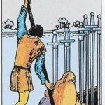 6 мечей таро