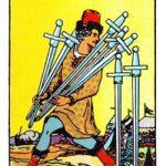 7 мечей таро